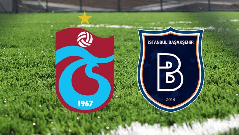 Trabzonspor Medipol Başakşehir maçına doğru!