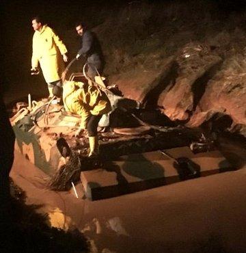 Şanlıurfa'da askeri araç sele kapıldı! 2 asker kayıp