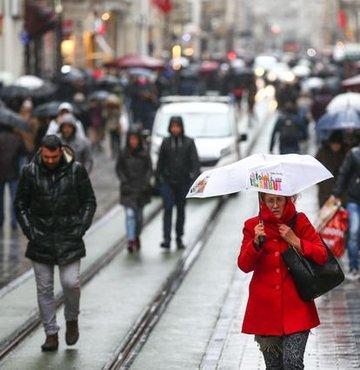 Meteoroloji'den üç kritik uyarı! Kar, yağmur ve rüzgar...
