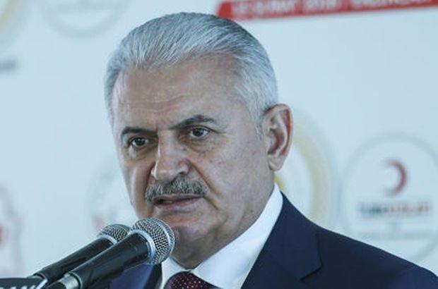 Başbakan Yıldırım: Avrupa'daydım, bana Osmanlı tokadını sordular