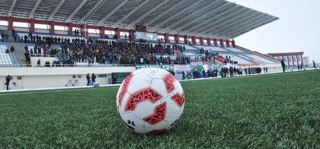 Kars'ta BAL maçında olay
