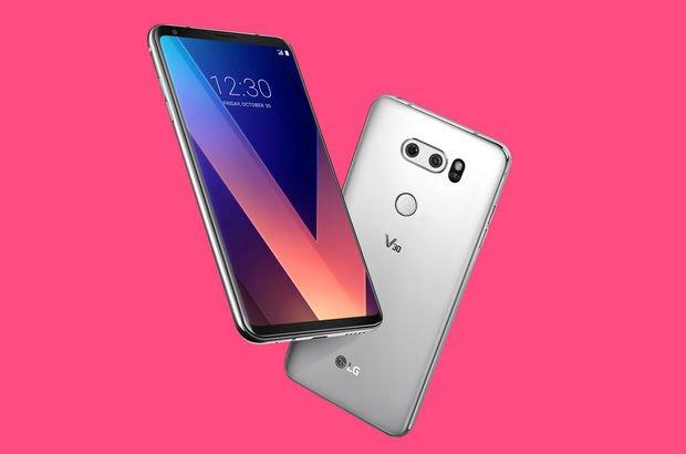 LG V30 inceleme