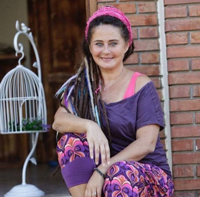 Esra Akkaya'nın yeni imajı - Magazin haberleri