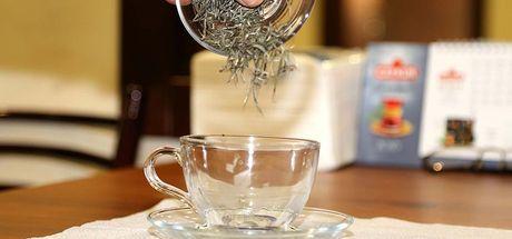 Japonlar beyaz çayın faydalarını araştırıyor!