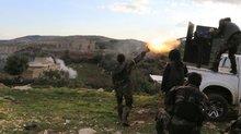 Suriye'de iki muhalif grup birleşti!