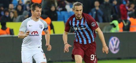 Yusuf Yazıcı'dan Trabzonspor taraftarına mesaj