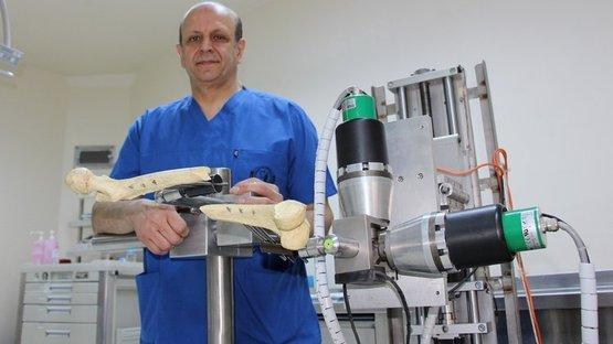 Dünyada ilk kez! Türk doktordan inanılmaz buluş...