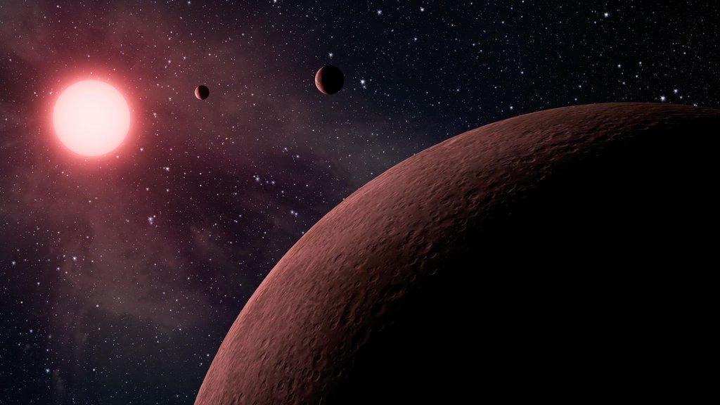 100 yeni gezegen bulundu!