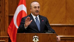 Çavuşoğlu: Esad rejimi YPG'yi korumak için Afrin'e girerse bizi kimse durduramaz