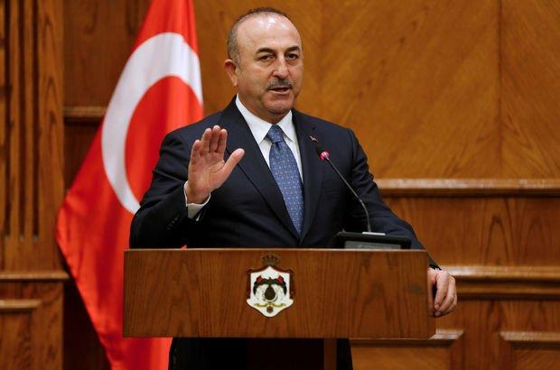 Dışişleri Bakanı Mevlüt Çavuşoğlu'ndan son dakika Suriye açıklaması