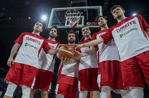 A Milli Erkek Basketbol Takımı, medya ile buluştu
