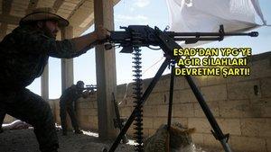 Suriye televizyonu: Rejim güçleri Afrin'e girecek
