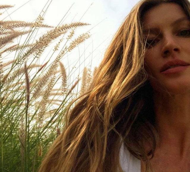 Ünlü model Gisele Bündchen: İki evimiz var: Dünyamız ve vücudumuz - Magazin haberleri