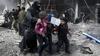 Suriye: Doğu Guta'daki bombardımanda onlarca kişi öldü