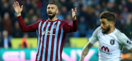 Trabzonspor son 3 haftada gol atamadı