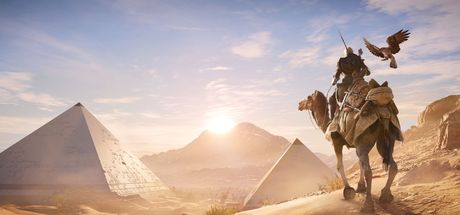 Assassin's Creed Origins sahipleri Eski Mısır'da gezebilecek