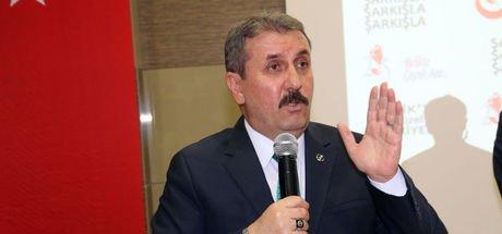 Mustafa Destici'den 'Cumhur' yorumu: Hayırlı olsun