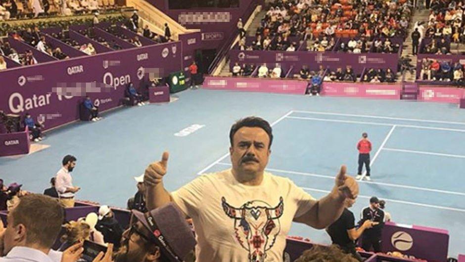 Bülent Serttaş - Katar Açık Tenis Turnuvası