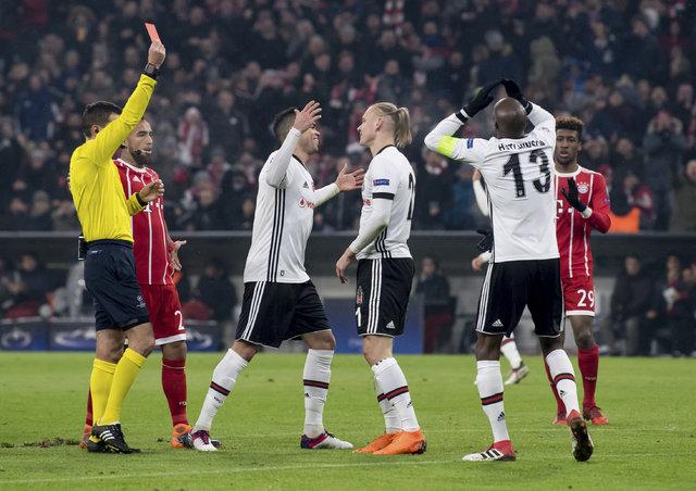 Bayern Münih Beşiktaş maçını Serdar Ali Çelikler yorumladı! İşte Bayern Münih Beşiktaş maçı yorumu