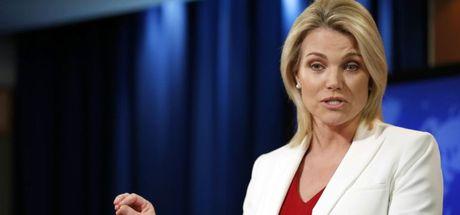 ABD'den Türkiye açıklaması:Tillerson ve Erdoğan taahhütte bulundu