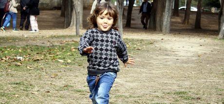 Babasının karaciğerinden nakille hayata tutunan Poyraz 3 yaşında