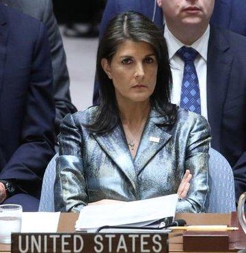 ABD: Peşinizden koşmayacağız Sayın Abbas!