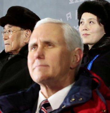 Kuzey Kore ABD'yi son anda reddetti!