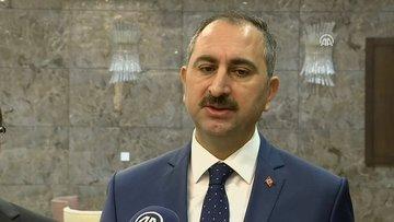 Adalet Bakanı Gül'den çocuk istismarı tedbirlerine yönelik açıklamalar