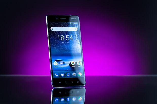 Nokia'dan iPhone X'a rakip geliyor
