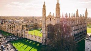 Türkçe Cambridge Üniversitesi'nde