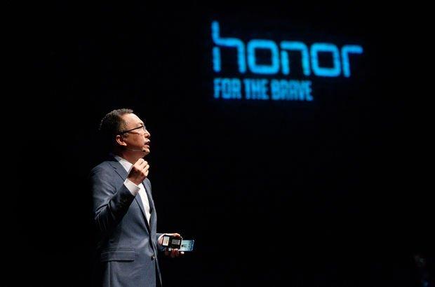Honor akıllı telefonlar Türkiye'ye geliyor!