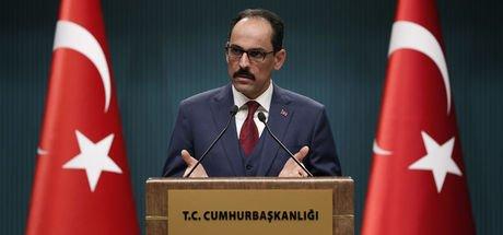 Cumhurbaşkanlığı Sözcüsü Kalın'dan 'Esad-YPG anlaştı' iddiaları hakkında açıklama