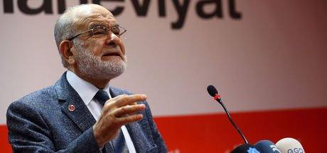 Karamollaoğlu: Erbakan hocamızın kemikleri sızlıyordur