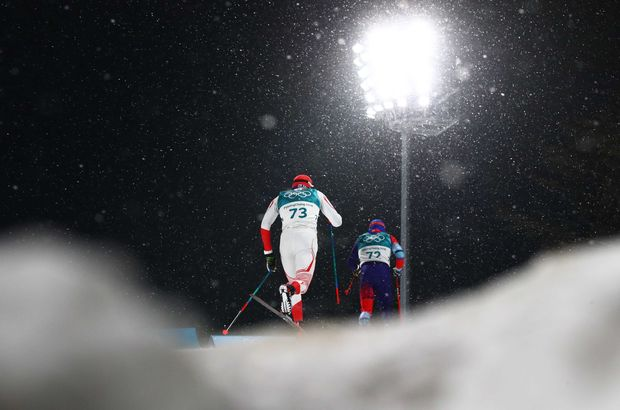2018 PyeongChang Kış Olimpiyatları