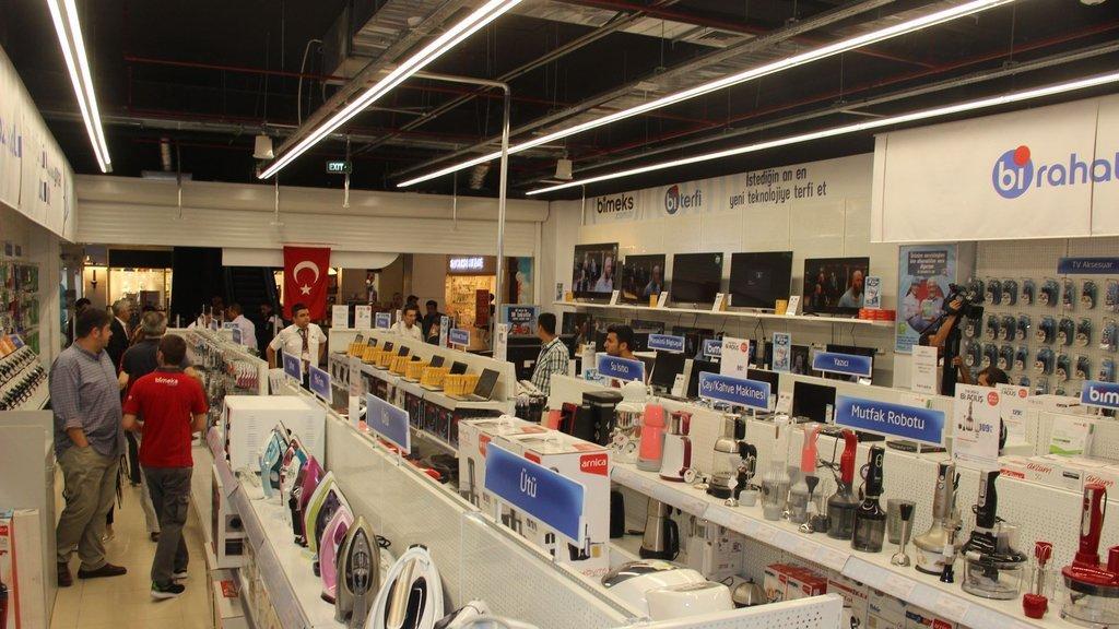 24 mağazadan 21'i kapama durumunda! 38 çalışan kaldı