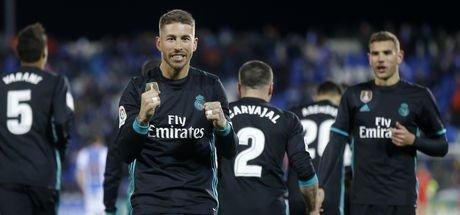 Leganes - Real Madrid MAÇ SONUCU
