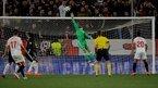 United'ın yıldızı devam edemedi!
