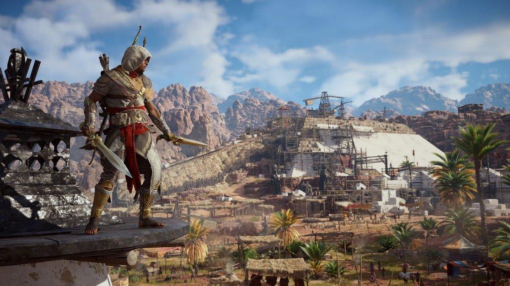 Assassin's Creed Origins The Hidden Ones inceleme
