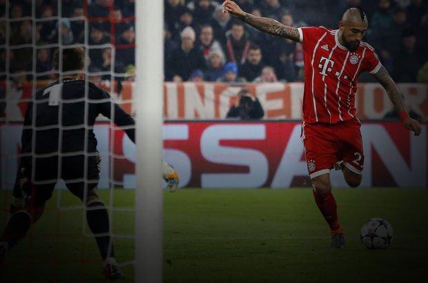 Beşiktaş Bayern Münih'i mi eleyecekti?