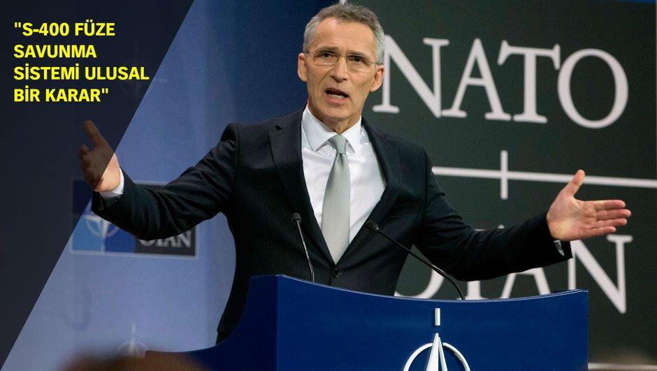 NATO Genel Sekreteri Stoltenberg'den Türkiye'ye Avrupa mesajı