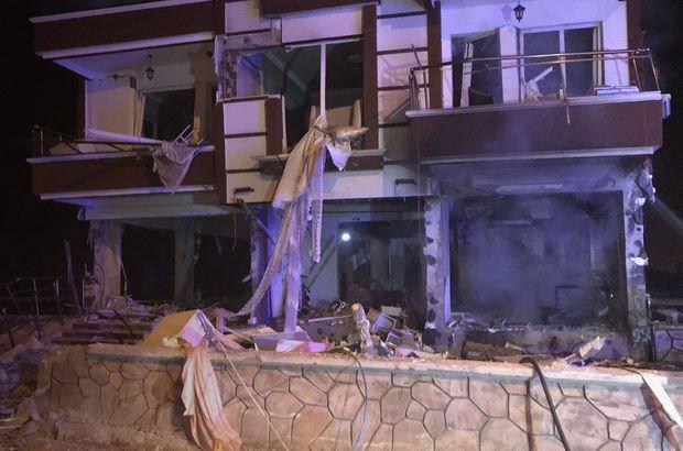 Kırıkkale'de korkutan patlama!