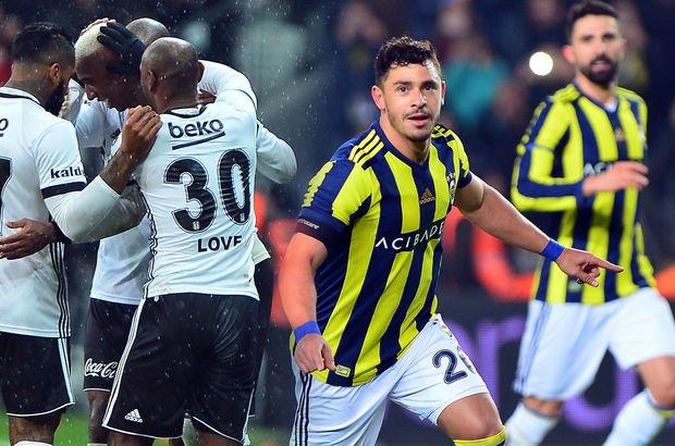 Beşiktaş Fenerbahçe maçı öncesinde dikkat çeken detay!