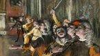 Çalıntı Degas bagajda çıktı!