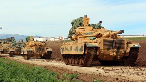 TSK, Afrin'de etkisiz hale getirilen terörist sayısını açıkladı