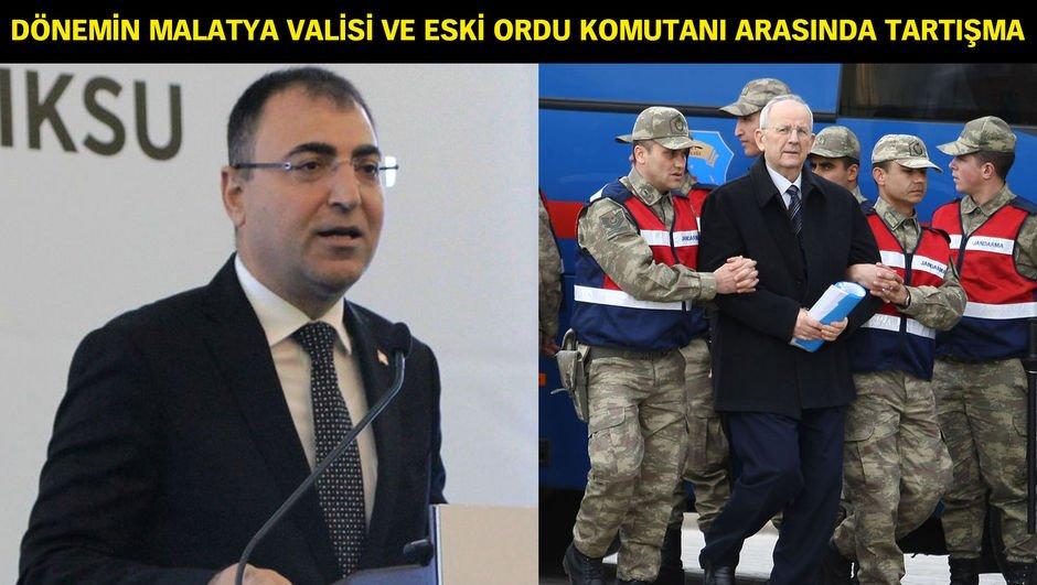 Malatya'daki FETÖ davasında tansiyon yükseldi