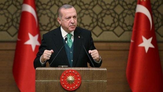 Erdoğan: Sanat, ekonomi ve savunma sanayi kadar önemlidir