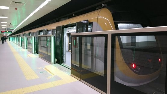 İBB Başkanı'ndan metro müjdesi