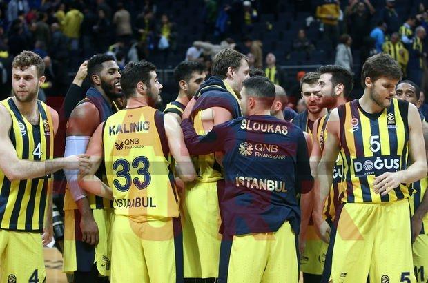 Fenerbahçe Doğuş: 89 - Olimpia Milan: 70 | MAÇ ÖZETİ