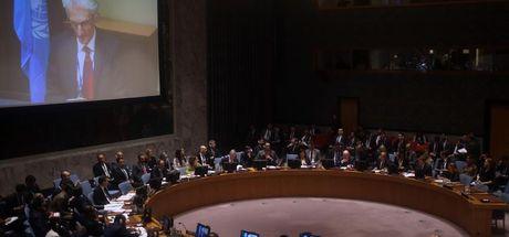 Rusya, Suriye'de insani ateşkes istenilen BMGK tasarısına itiraz etti