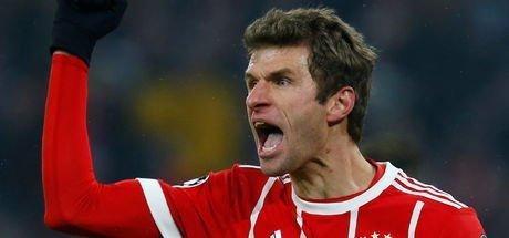 Thomas Müller'den 5-0'lık Bayern Münih Beşiktaş maçıyla ilgili itiraf!